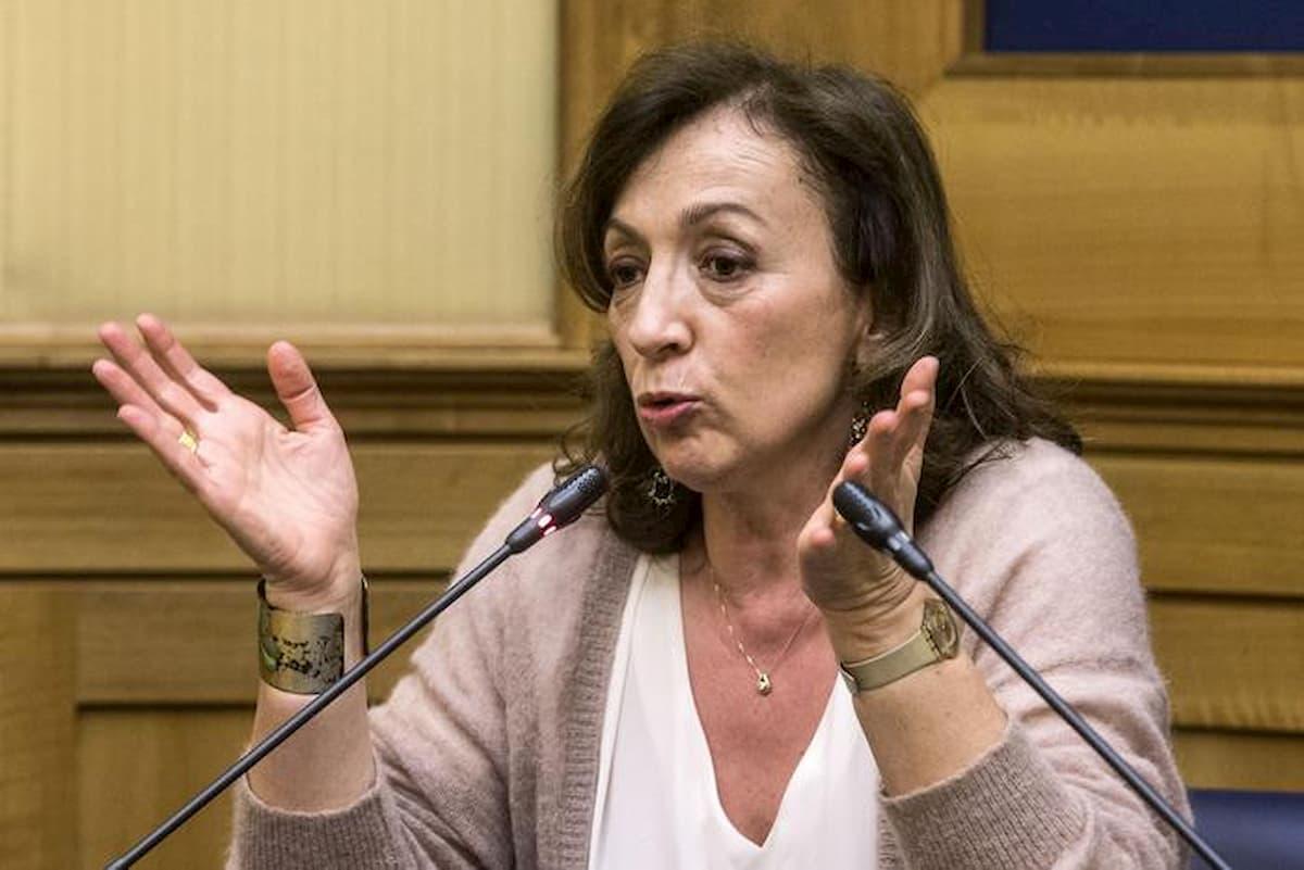 """Fase 2, Sandra Zampa (sottosegr. Salute): """"Ho discusso con Speranza per abolire l'autocertificazione"""""""