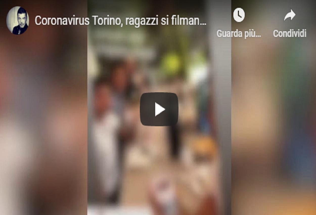 Torino, video