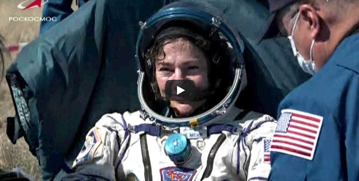 """Coronavirus, 3 astronauti rientrati sulla Terra in piena pandemia: """"E' come atterrare su un altro pianeta"""""""