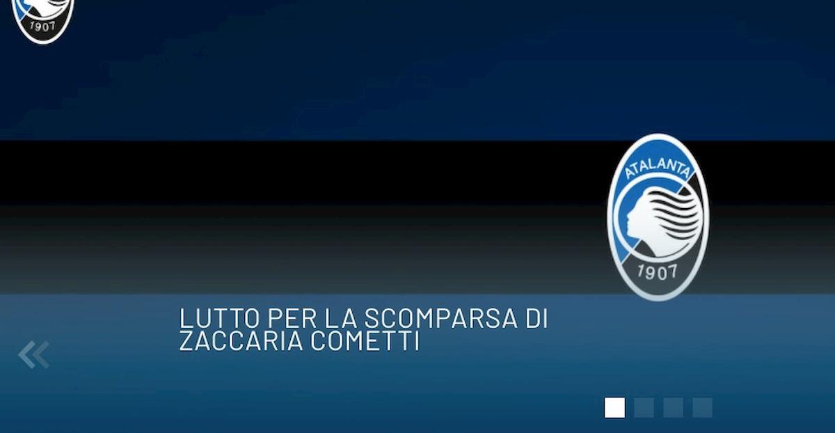 Zaccaria Cometti è morto, ha vinto la Coppa Italia 1963 con l'Atalanta