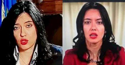 """Sabina Guzzanti: """"Dicono che la Azzolina mi imiti"""". La ministra: """"Sei inimitabile"""""""