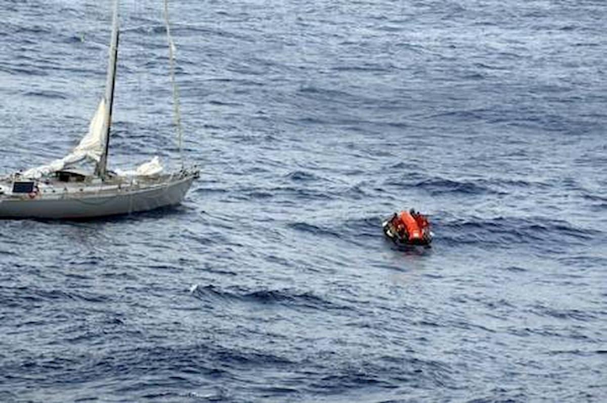 Da Gran Canaria ad Antigua in barca da solo a 72 anni: l'impresa di un pensionato inglese