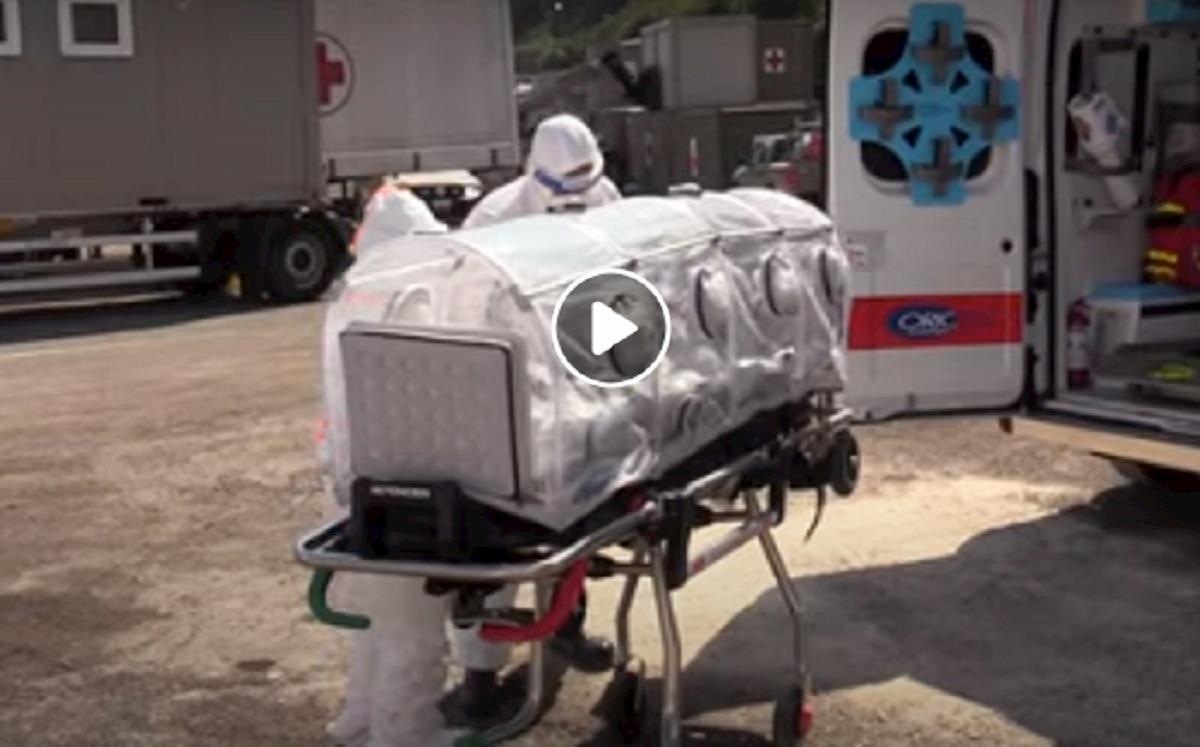 ambulanza biocontenimento