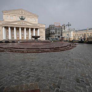 Coronavirus, spettacolo di solidarietà al Bolshoi senza spettatori: 34 artisti positivi