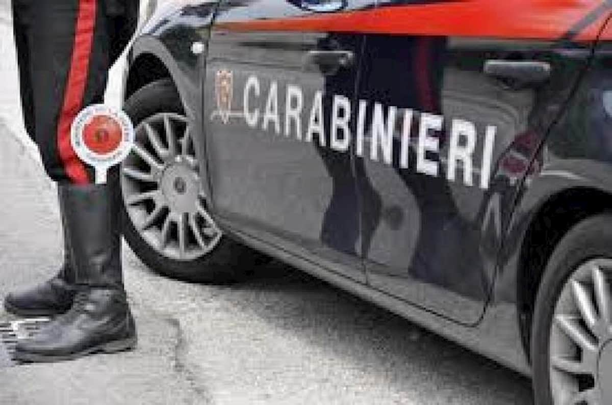 """Palagonia, fermato dai carabinieri dichiara: """"Sono uscito per vendere droga"""""""