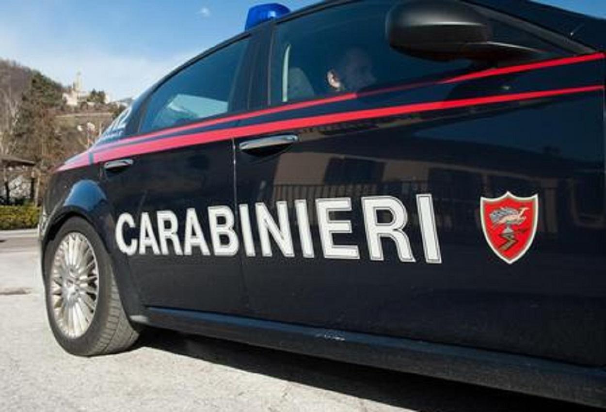 Carabiniere, Ansa