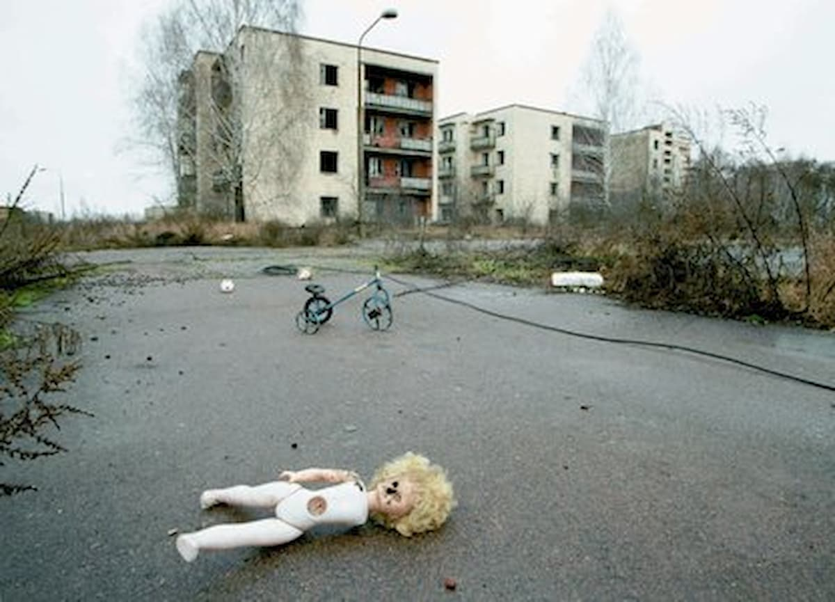 Chernobyl, tracce di radioattività del disastro nucleare del 1986 sui ghiacciai alpini
