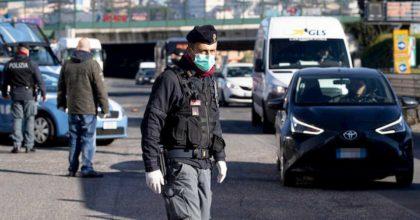 controlli polizia pasqua pasquetta
