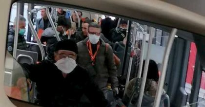 Coronavirus, Fase 2 a Roma: ipotesi containgressi su bus e metro