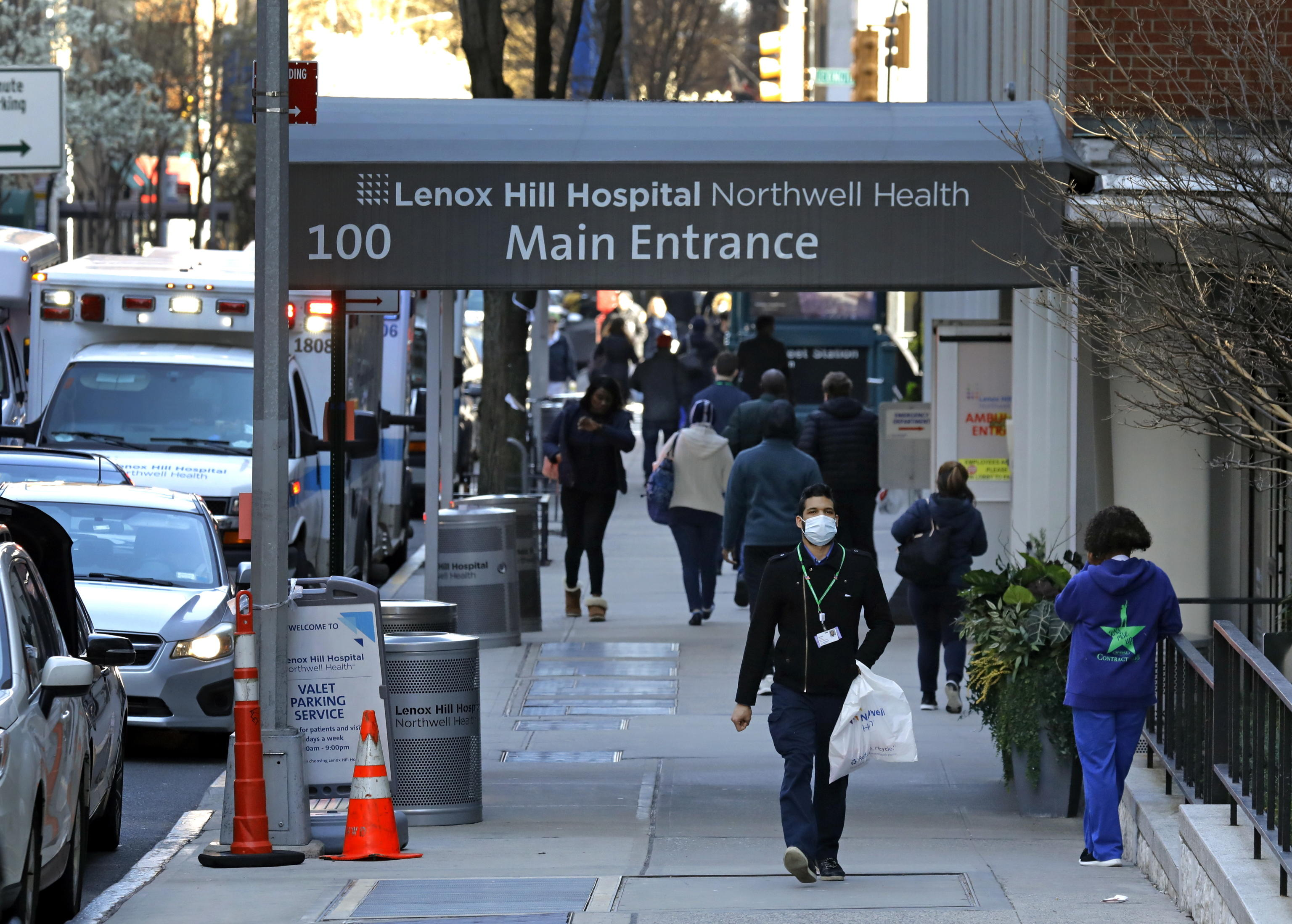 Coronavirus New York, morto 88% pazienti sottoposto a ventilazione