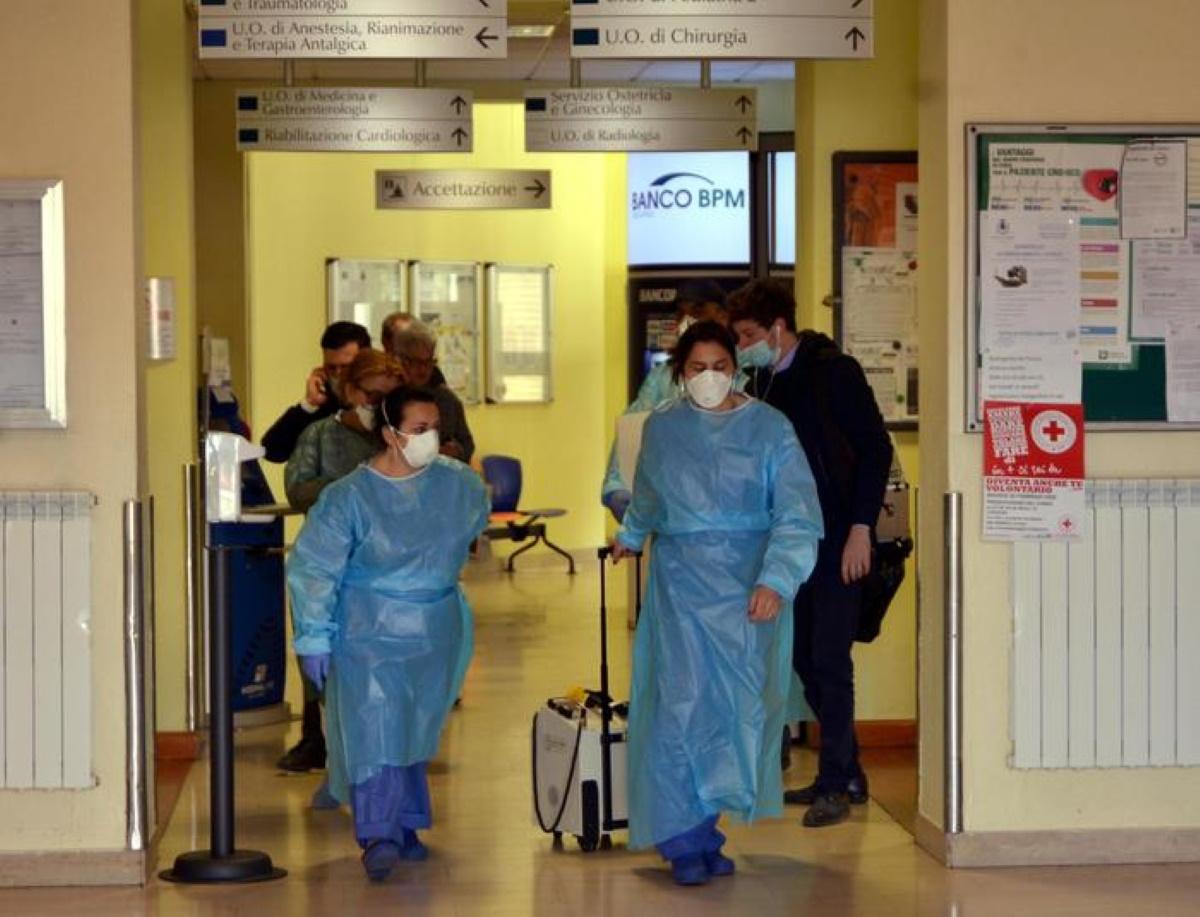 Coronavirus fratelli medici Tizzani: da Giaveno in corsia contro il covid-19