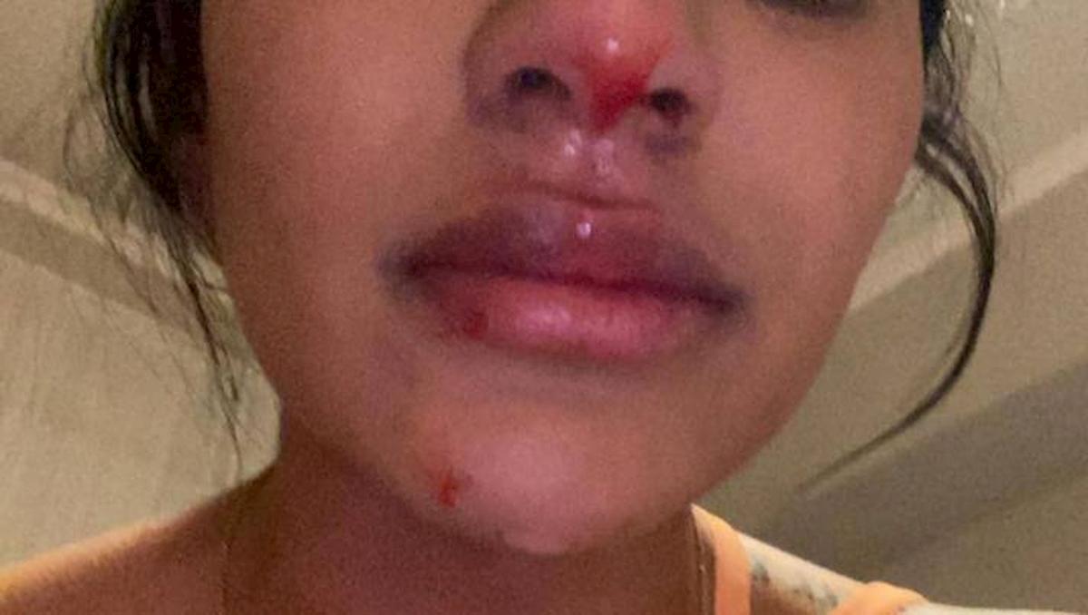 """Boca, Villa nella bufera. La fidanzata Daniela Cortes: """"Mi maltratta, sono terrorizzata"""""""