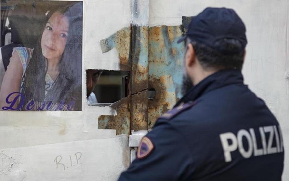 Desirée Mariottini, il padre arrestato con l'accusa di spaccio di droga