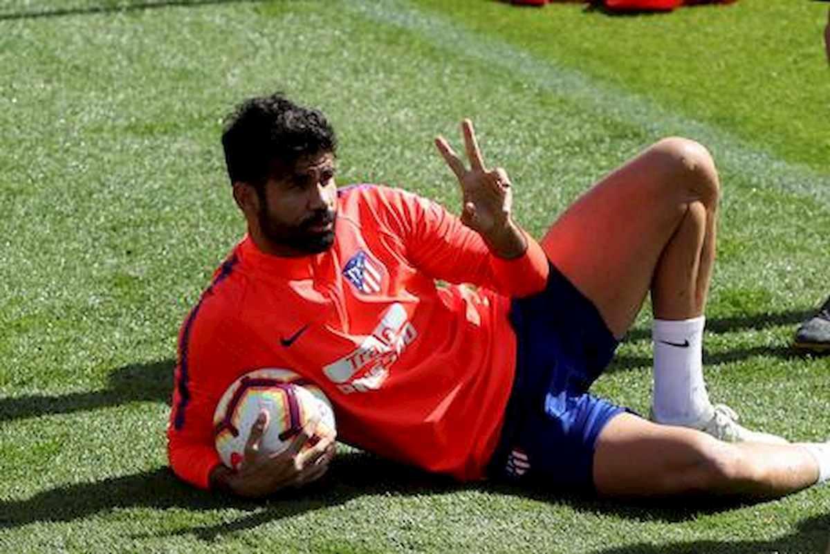 """Diego Costa: """"Sono stato curato con la placenta di cavallo. Il dottore fumava le sigarette..."""""""