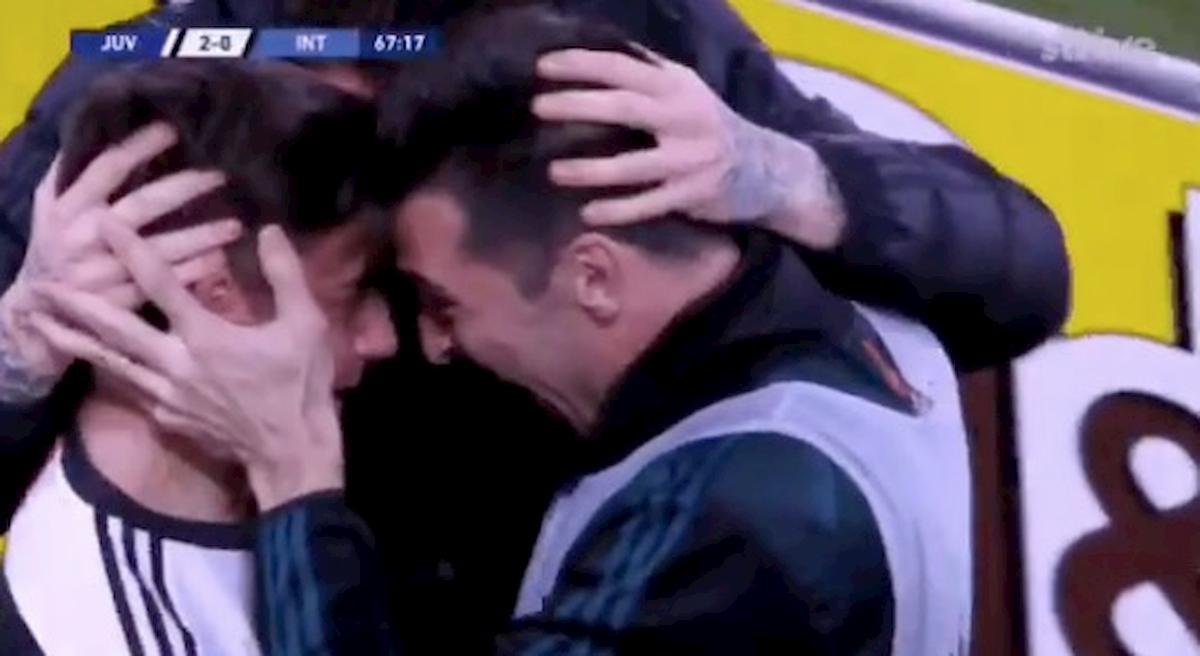 """Coronavirus, Dybala durante diretta Instagram con Del Piero: """"Io sono stato peggio di Oriana"""""""