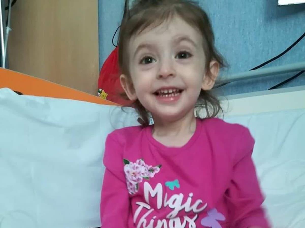 E' morta Elisa Pardini, la bimba combatteva contro la leucemia da tre anni
