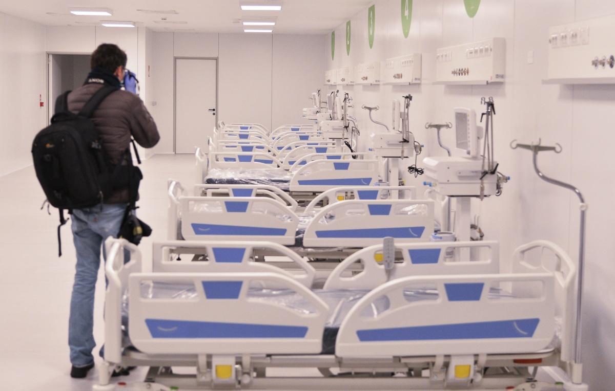 Coronavirus Fiera di Milano, ospedale covid da lunedì 6 apre ai pazienti