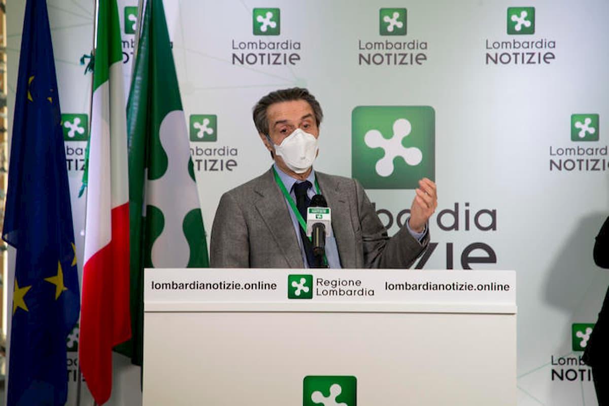 Coronavirus in Lombardia, positivi e vittime in calo: +598 e +93. Ieri i morti erano stati 104
