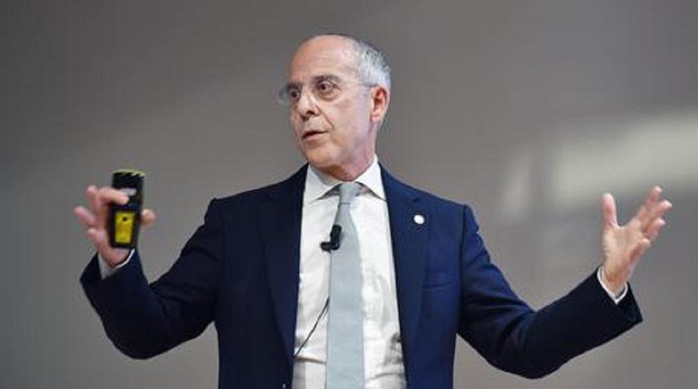 "Enel, Francesco Starace riceve il premio ""Manager Utility Energia 2019"""