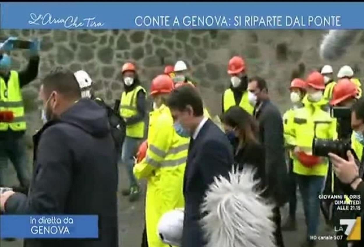 Genova, Conte
