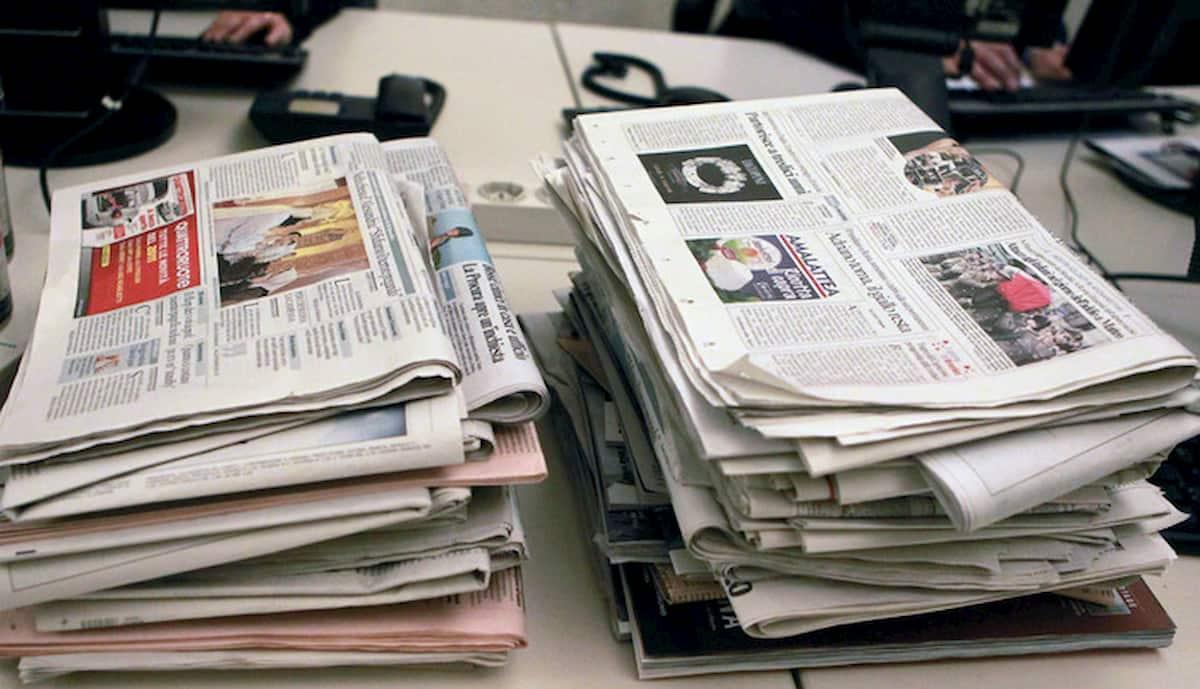 Coronavirus, strage di giornali in Usa. Si comincia a parlare di aiuti statali