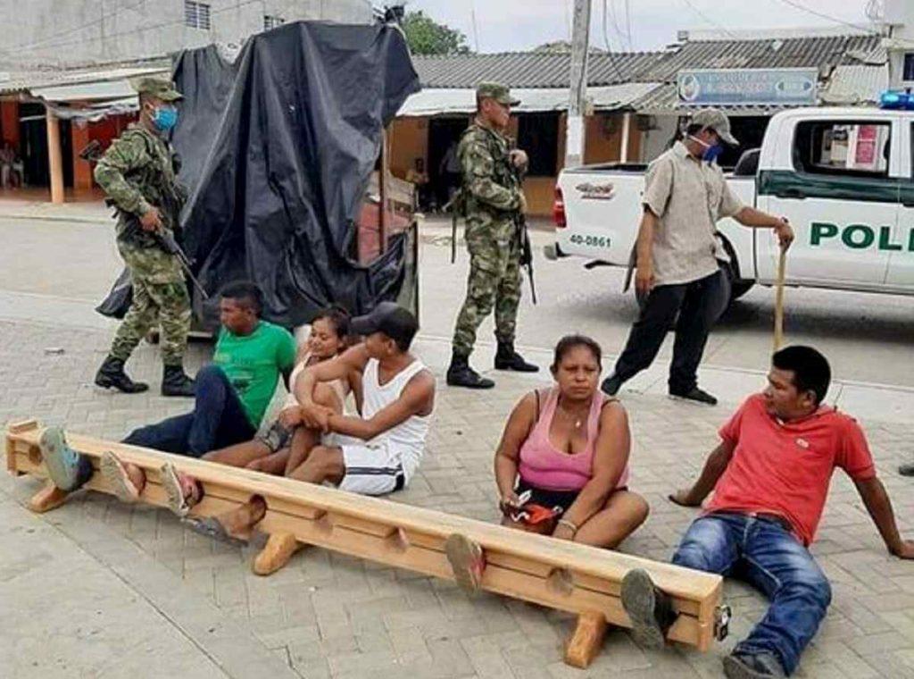catena legno colombia