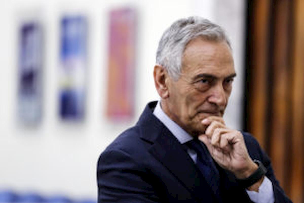 """Coronavirus, Gravina: """"Serie A fino a settembre-ottobre? Non lo escludo"""""""