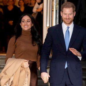 Harry e Meghan, rivelati gli sms segreti inviati al padre di lei