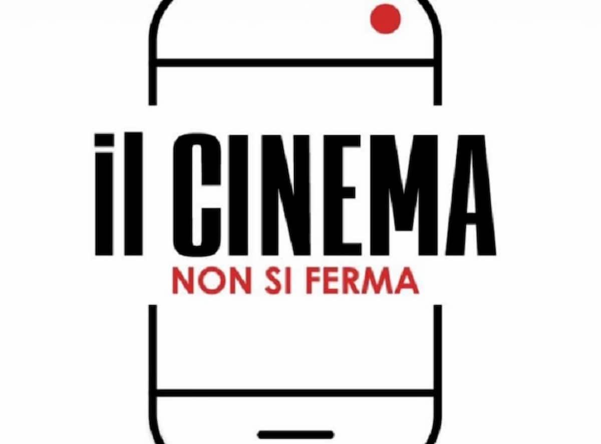 Il Cinema non si Ferma, la serie tv in quarantena girata a distanza...ognuno da casa sua
