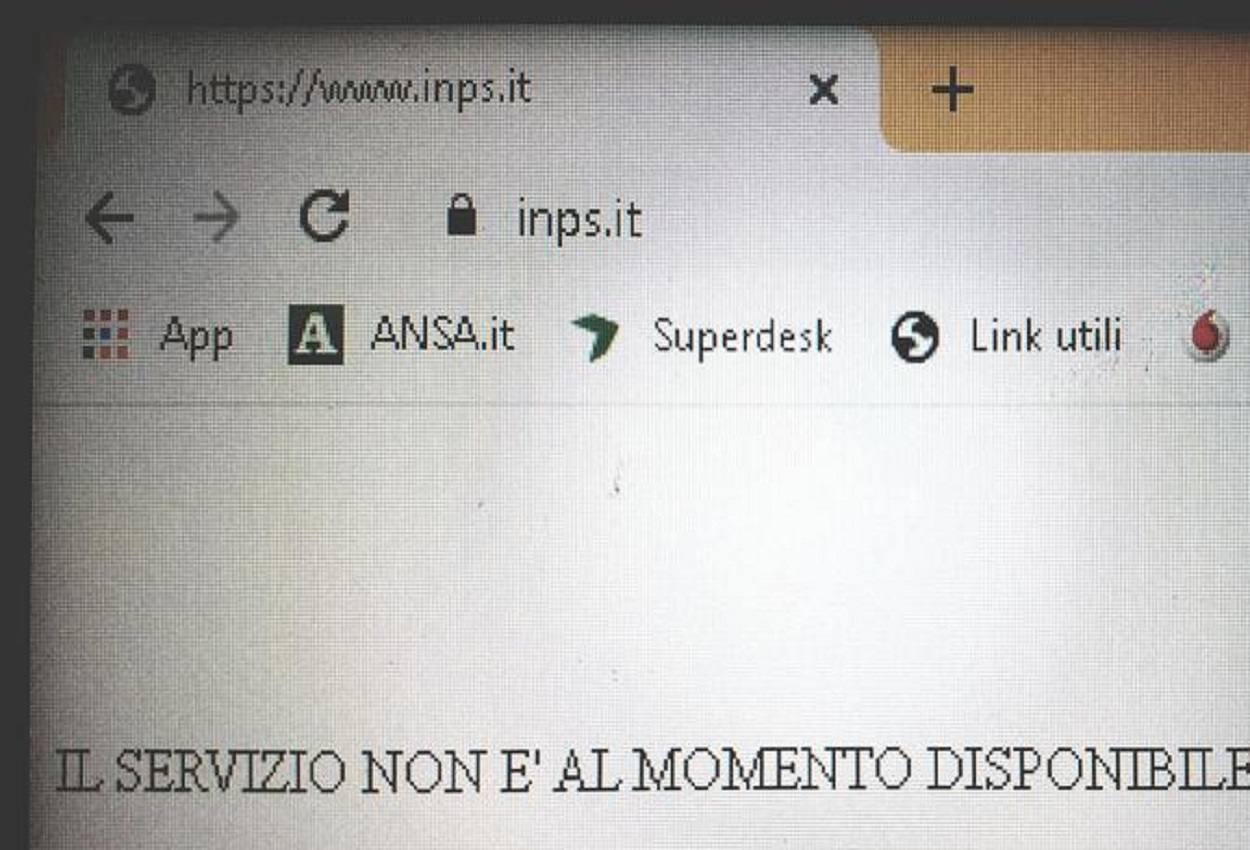 Inps, Ansa