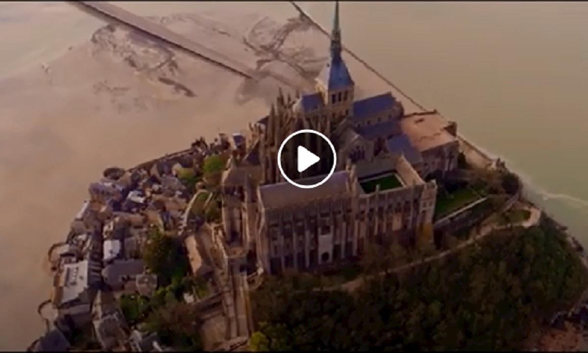 isola normandia drone