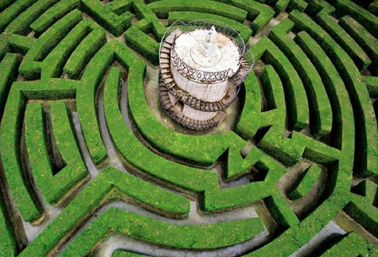 Labirinto, Ansa