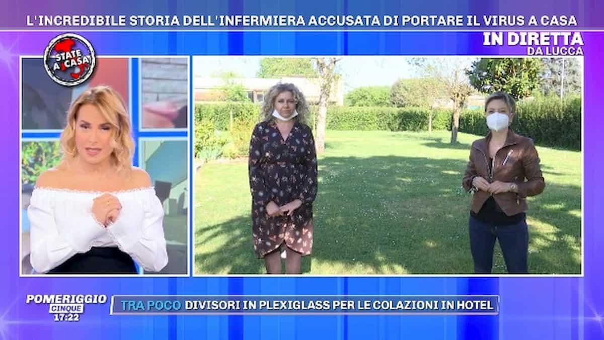 """Coronavirus, a Lucca infermiera accusata dai vicini: """"Trattata come untrice, non provo rancore per loro"""""""