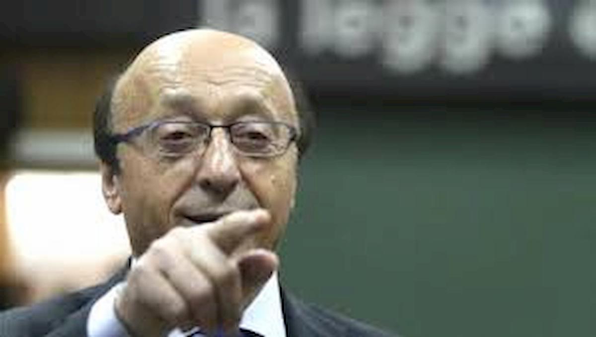 """Coronavirus, Moggi attacca Uefa: """"Non sanno decidere, al calcio manca uno come me"""""""