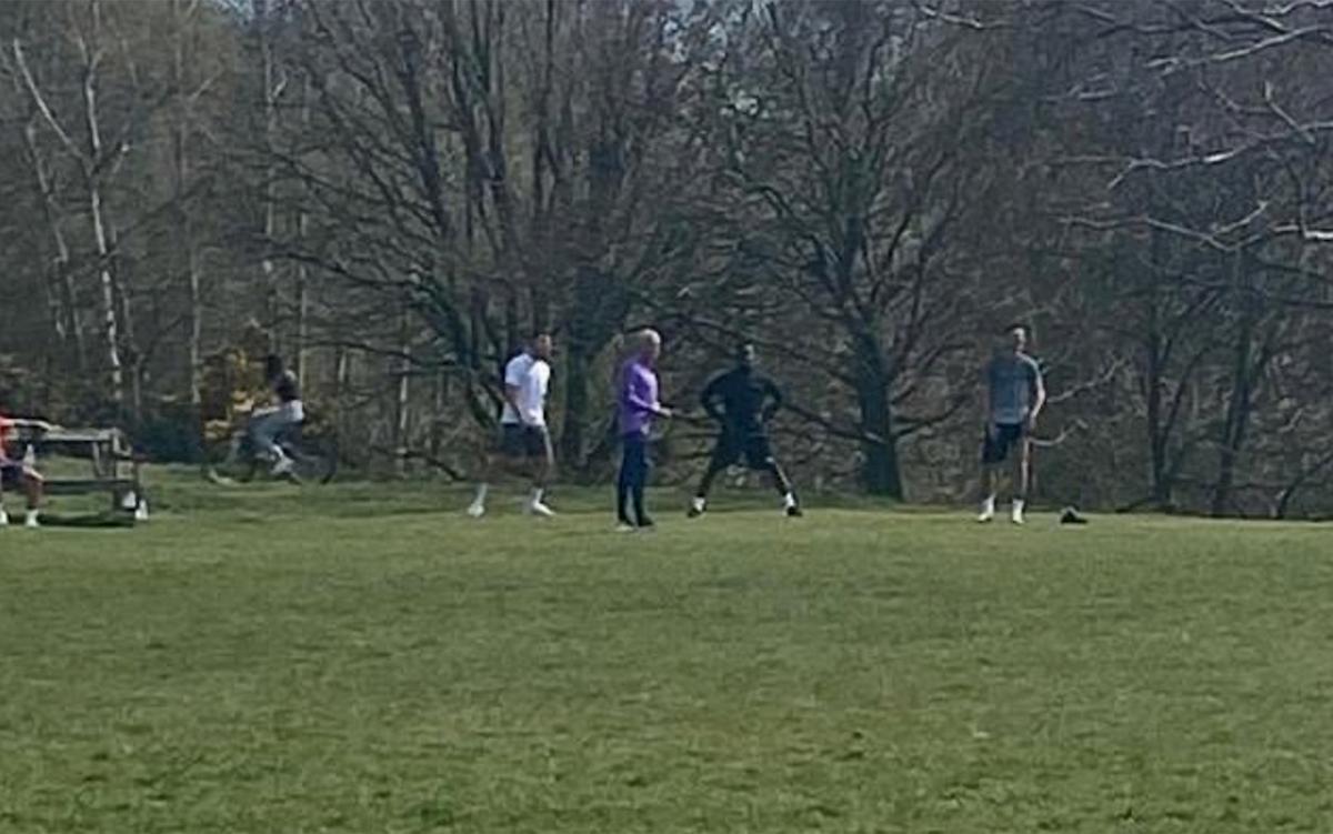Coronavirus, Mourinho: allenamento al parco con quattro giocatori del Tottenham, quarantena violata