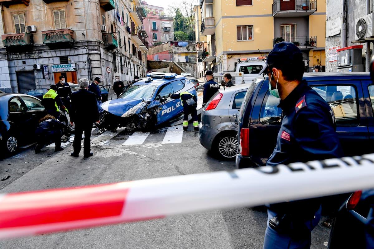 Pasquale Apicella, l'agente ucciso a Napoli mentre sventava una rapina
