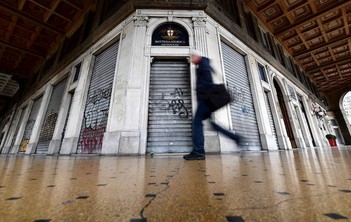Negozi chiusi: il Governo pensa a incentivi ai proprietari per abbassare gli affitti