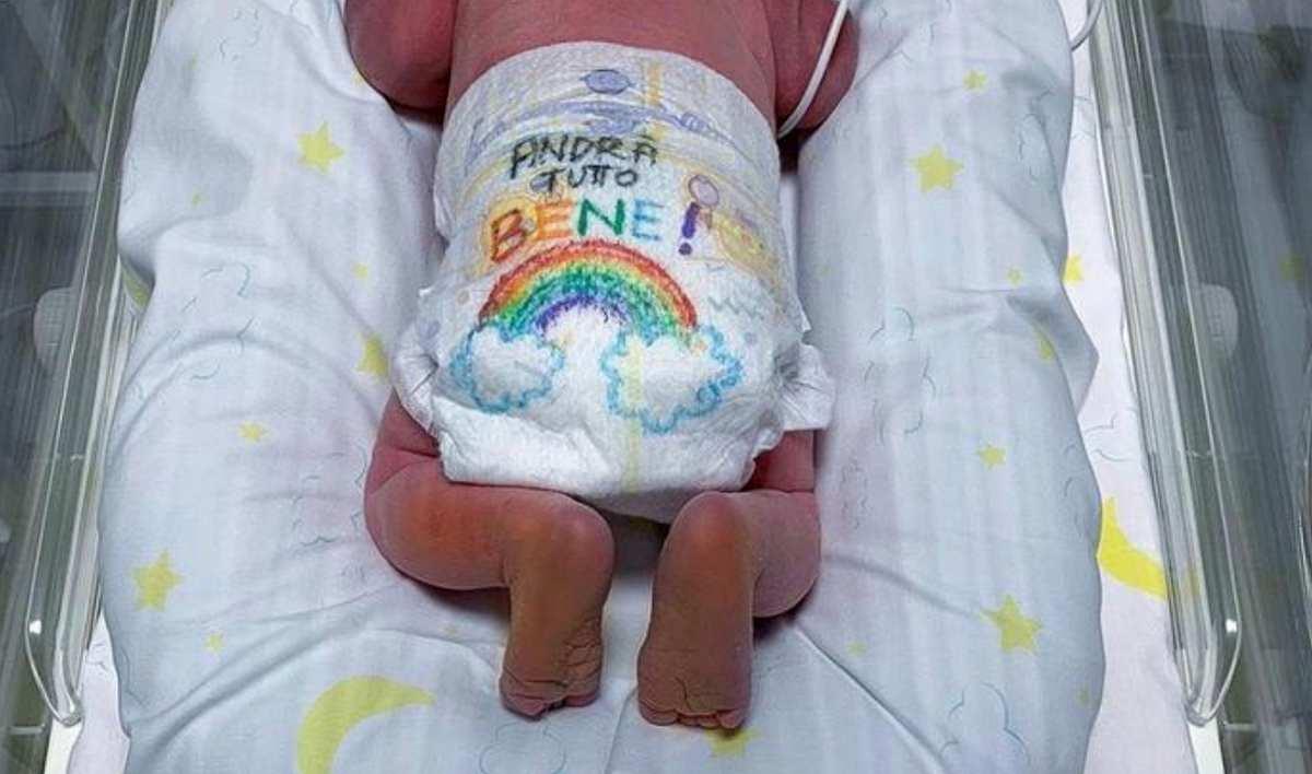 Coronavirus, intubata a 20 giorni di vita: guarita neonata a Cuneo