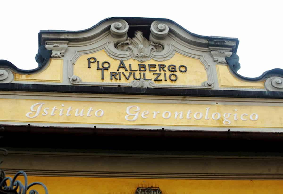 Pio Albergo Trivulzio, direttore Calicchio indagato per epidemia colposa e omicidio colposo