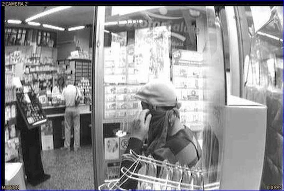 Caivano, rapina in farmacia con la mascherina. Prima era andato in caserma a firmare
