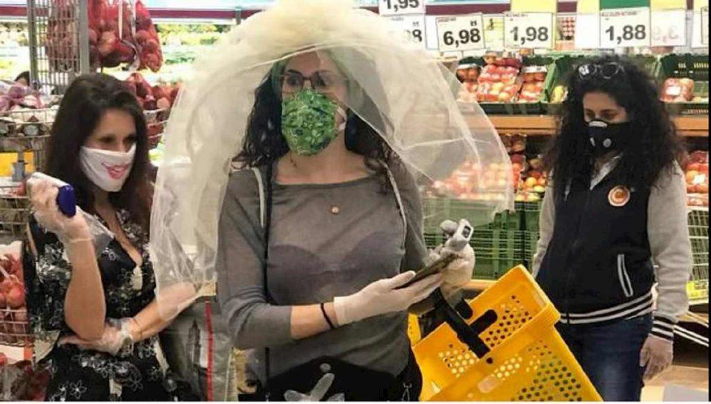addio nubilato supermercato
