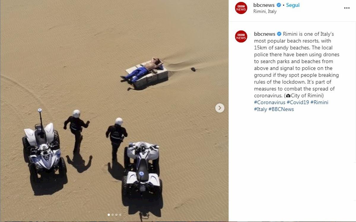 rimini controlli foto bbc