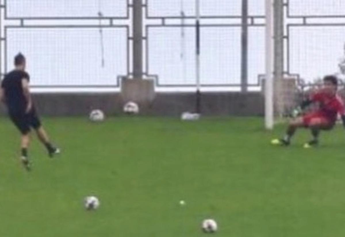 Coronavirus, Cristiano Ronaldo si allena con i calciatori del Nacional: avranno tenuto la distanza di sicurezza?