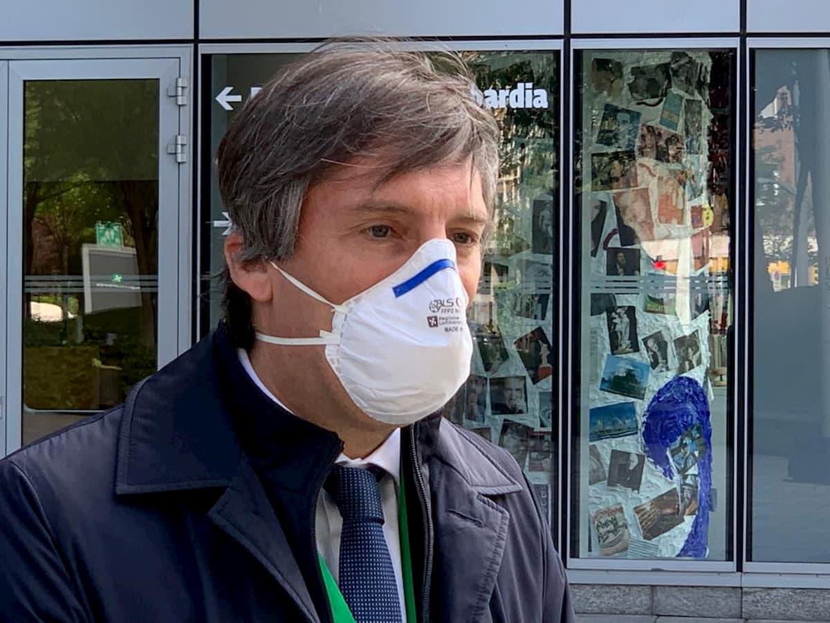 Coronavirus in Lombardia: calano i ricoveri, aumentano contagi e decessi