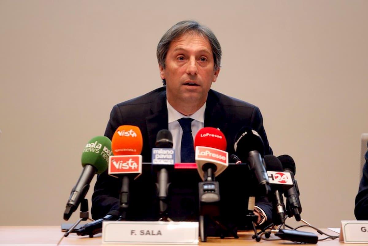 """Coronavirus in Lombardia: 1.292 nuovi casi, 357 morti. Fabrizio Sala: """"Trend positivamente stabile"""""""