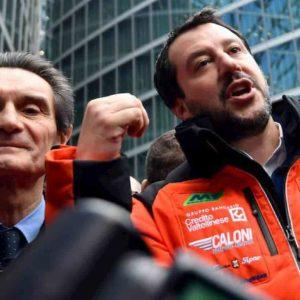 Lombardia. Fontana a rapporto da Salvini. Lombardi e autonomi, da Roma. Ma non da bottega partito