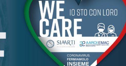Coronavirus, crowdfunding Siaarti: 40mila euro per le mascherine