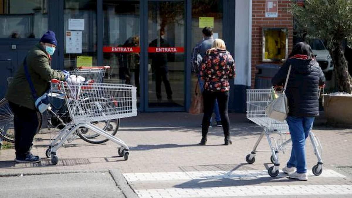 Supermercati e spesa a domicilio a Roma, l'elenco sul sito del Comune