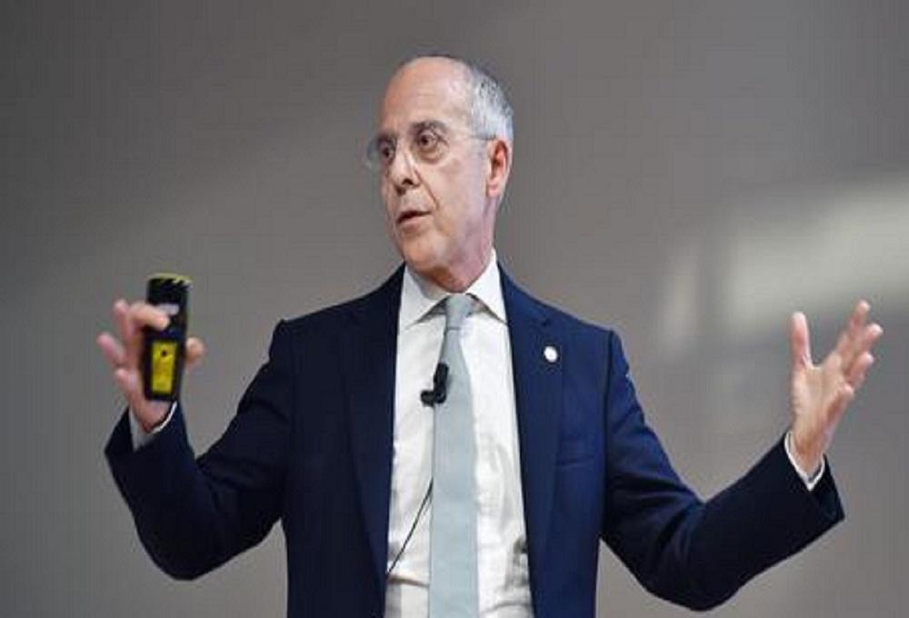 """Coronavirus, anche Starace (Enel) firma per la """"ripresa verde"""" post crisi. Unico Ad italiano"""