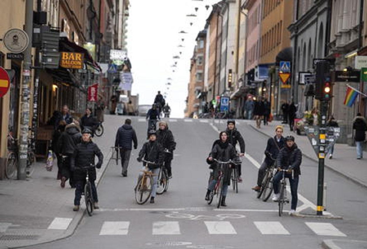 Svezia, Ansa
